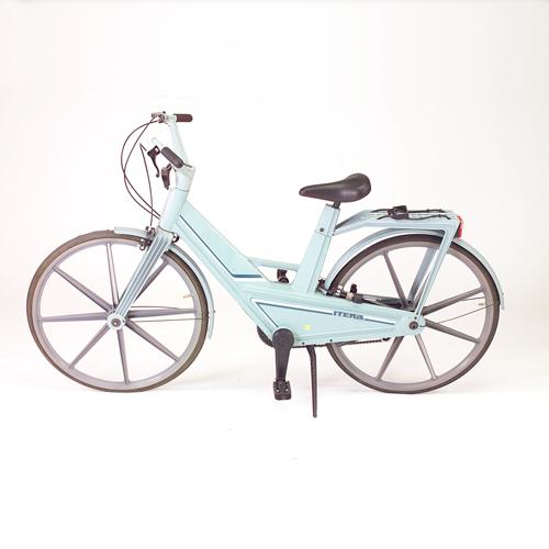 Gocycle : Un Brompton électrique ? Itera
